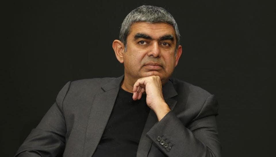 vishal sikka blamed infosys founder narayana murthy