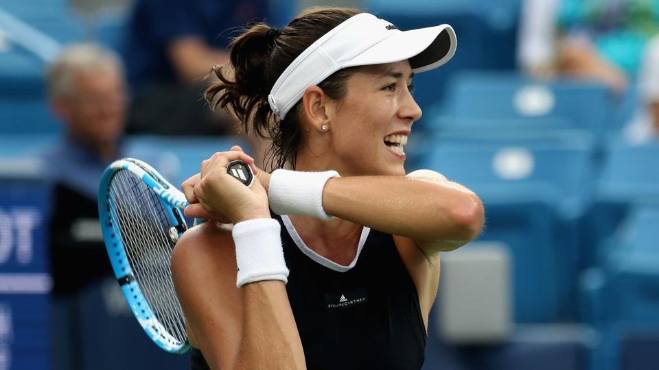 WTA Cincinnati Masters,Simona Halep,Garbine Muguruza