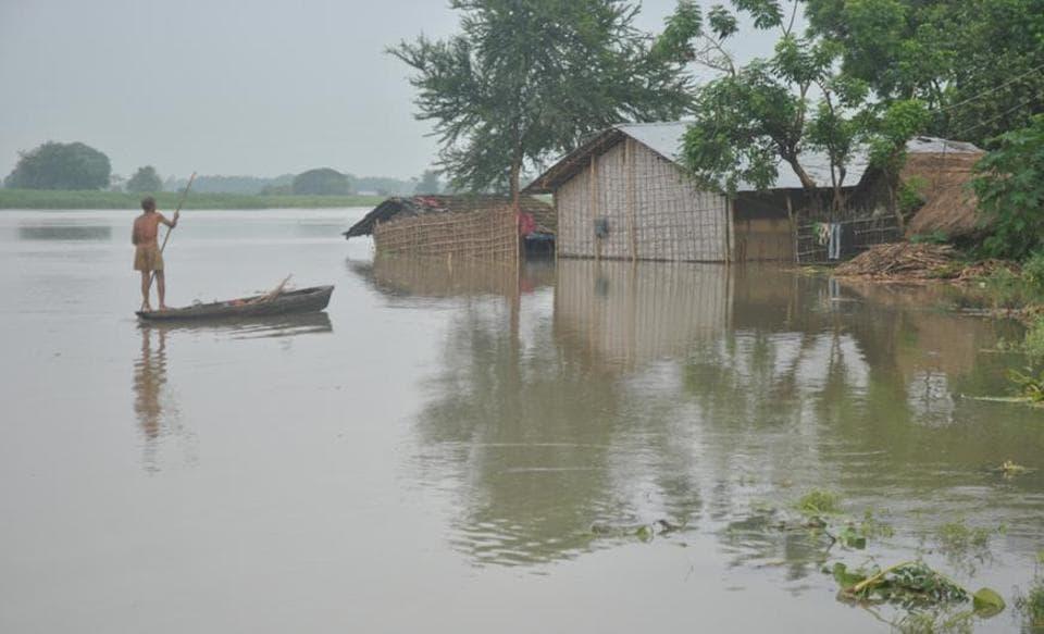 Bihar flood,Toll 202,49 deaths in 24 hours