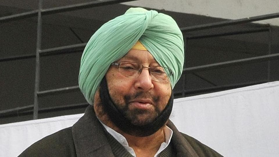 The case pertains to Amarinder Singh's previous stint as chief minister from 2002 to 2007.