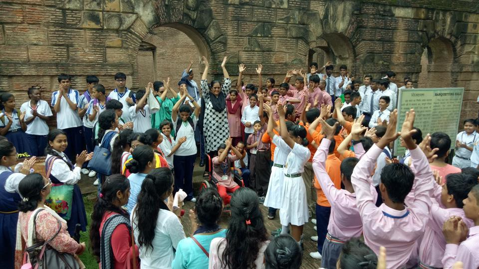 Residency Lucknow,Uttar Pradesh,Heritage education