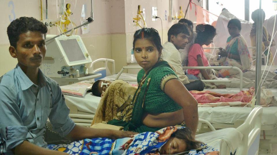 Gorakhpur,Acute Encephalitis Syndrome,Baba Raghav Das Medical College
