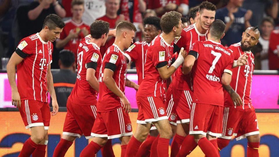 Bayern Munich,Bayer Leverkusen,Bundesliga