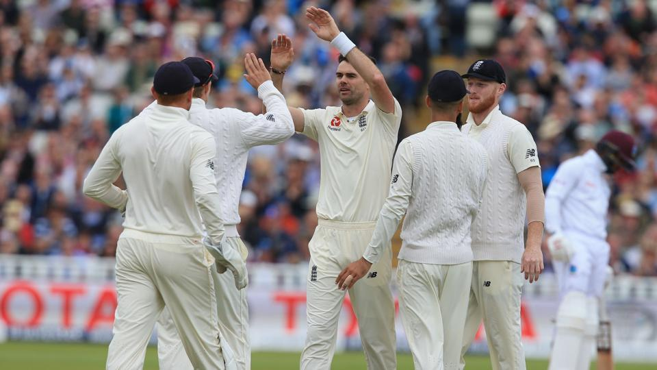 England vs West Indies,ENGvWI,James Anderson