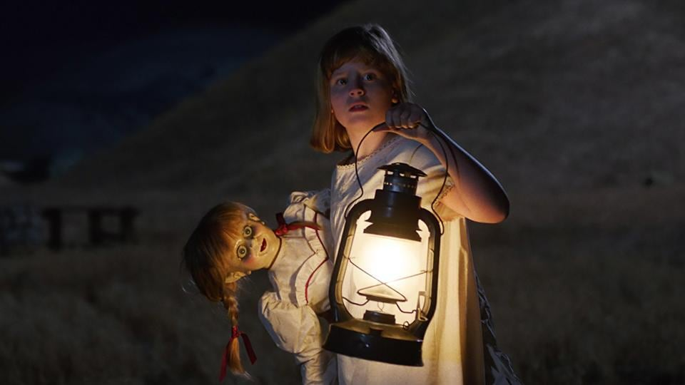 Annabelle: Creation,Conjuring,Annabelle