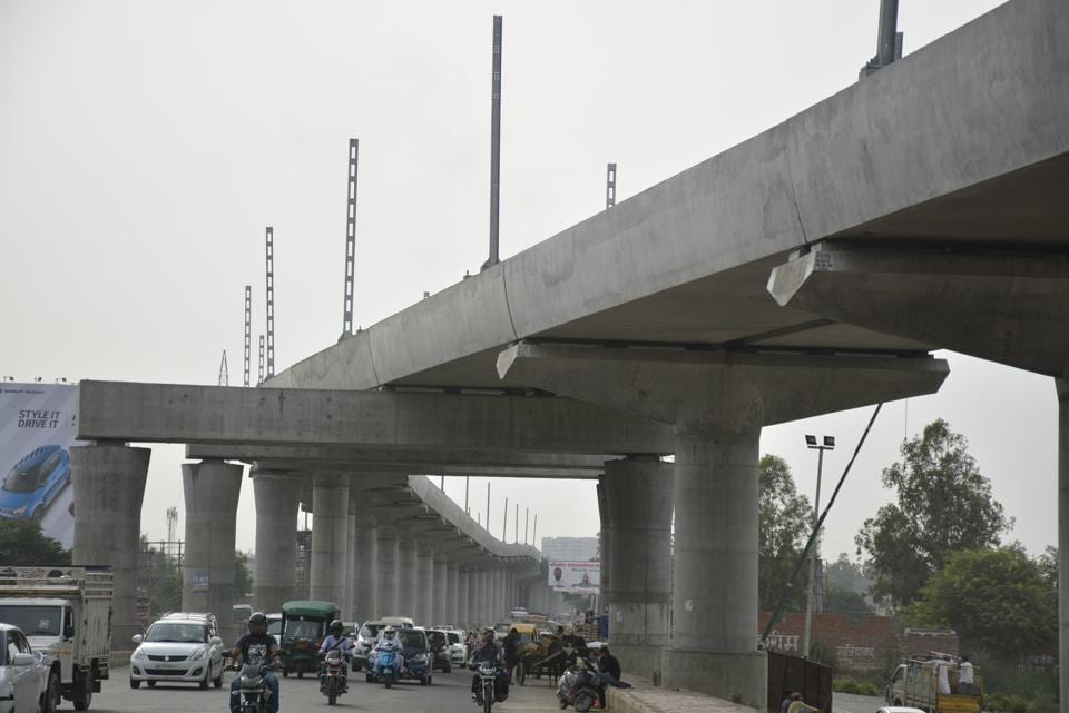 The under-construction 9.4 km Metro link will connect  Delhi's Dilshad Garden to New Bus Stand in Ghaziabad.