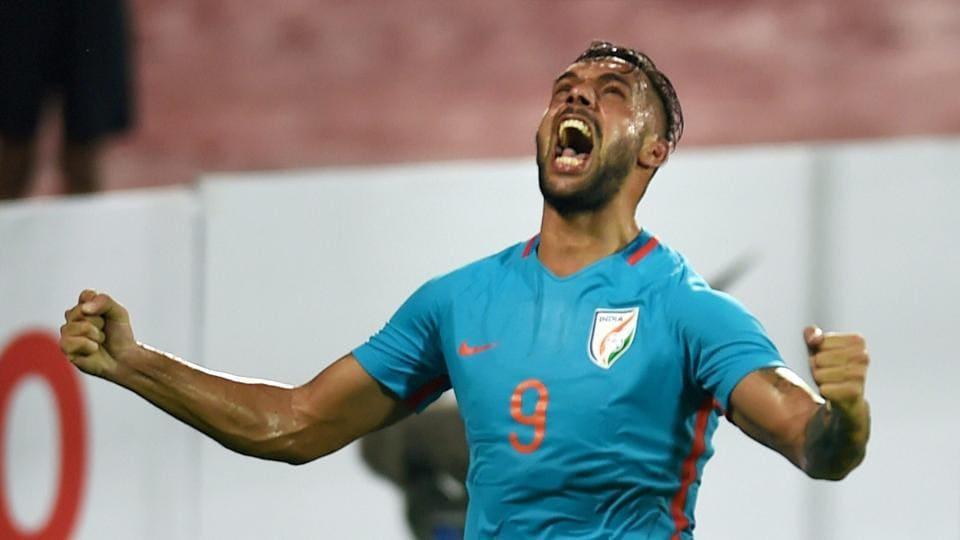 India vs Mauritius,Tri-nation football,live score