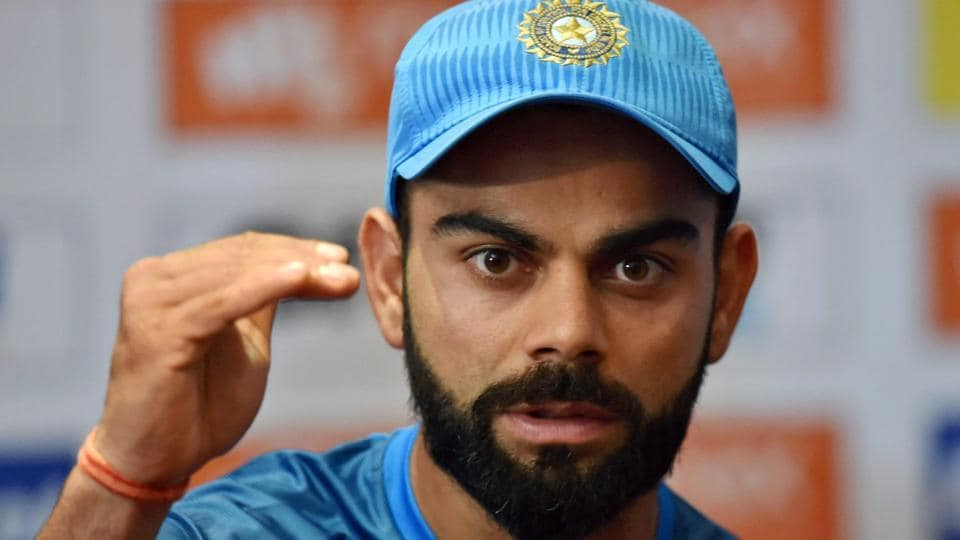 Virat Kohli has reacted strongly to a video related to child abuse which is doing the rounds on social media.