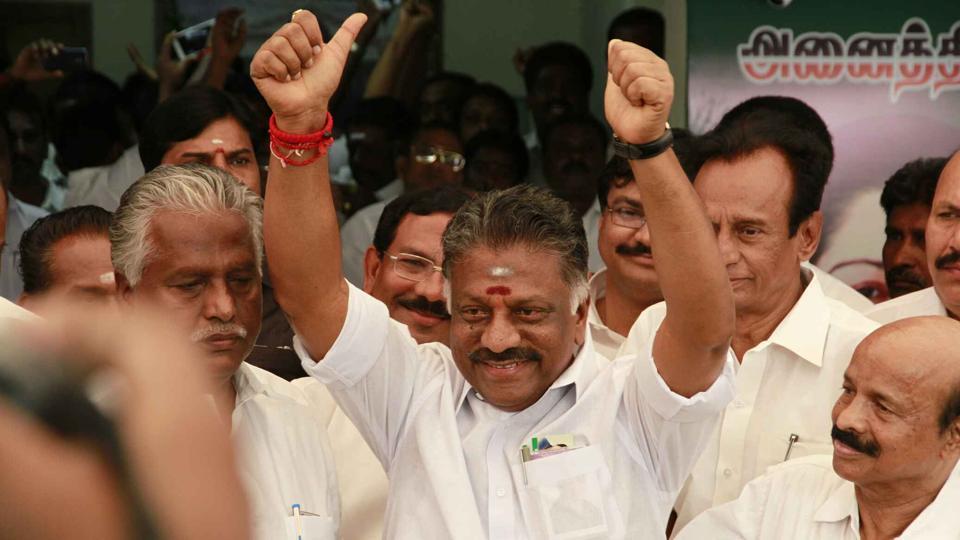 AIADMK,O Panneerselvam,Jayalalithaa