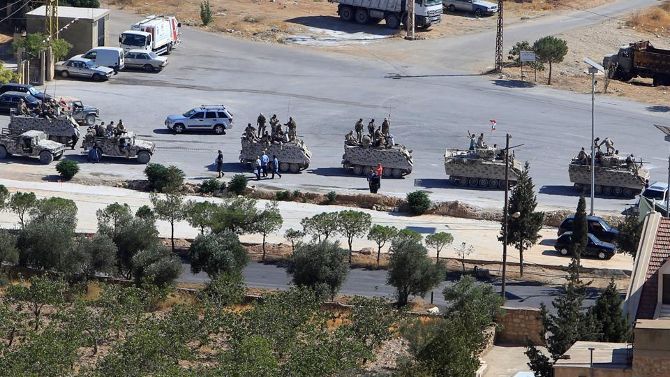 Lebanon,Lebanese Army,hezbollah