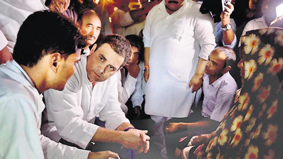 Gorakhpur tragedy,Rahul Gandhi,Yogi Adityanath