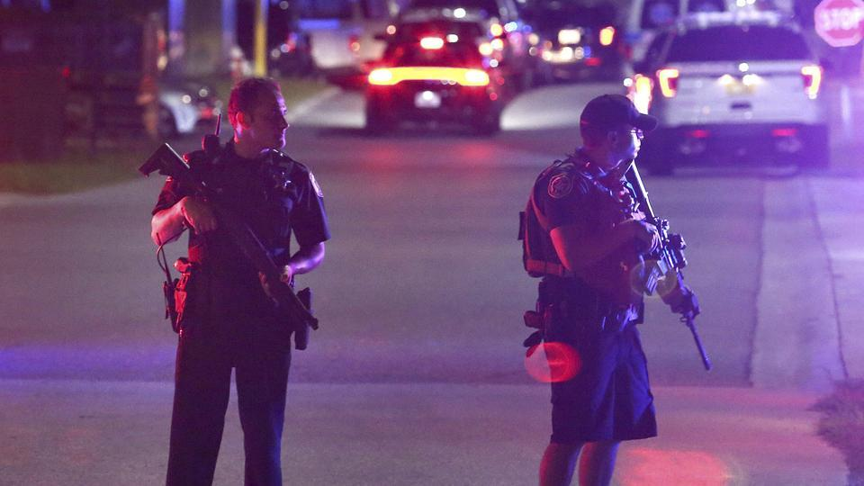 Florida shooting,Kissimmee,Police officials