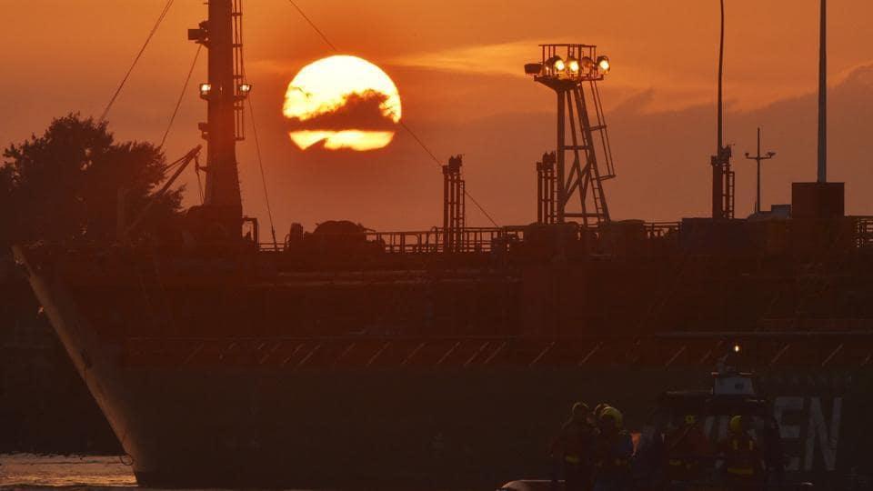 South Korea,Explosion,Shipyard