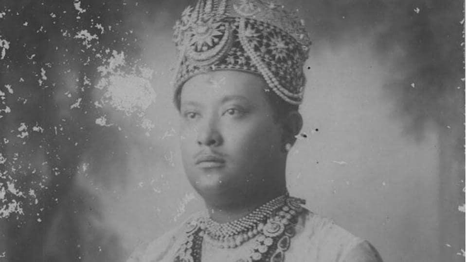 Tripura,BJP,King Bir Bikram