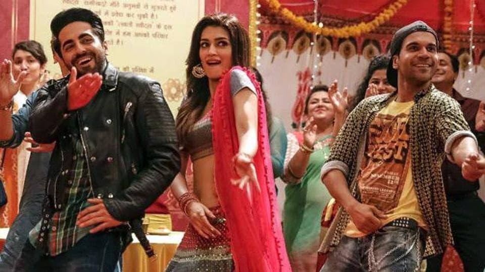 Bareilly Ki Barfi,Ayushmann Khurrana,Kriti Sanon