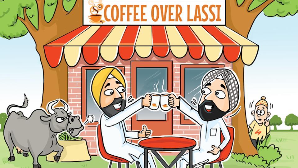 Coffee culture,Coffee in Punjab,New high