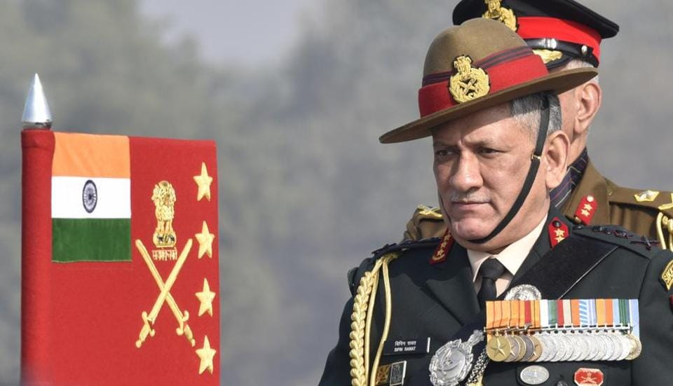 Army chief general Bipin Rawat embarks on a three-day visit to Ladakh  where he is likely to take stock of the operational preparedness of the Indian army