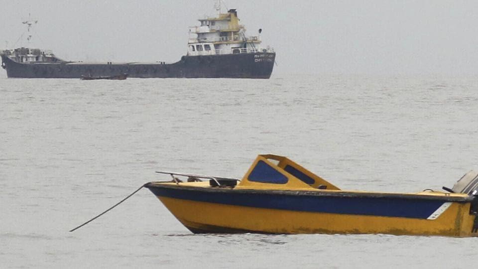 Iraqi ship,Ship sinking,Sailors