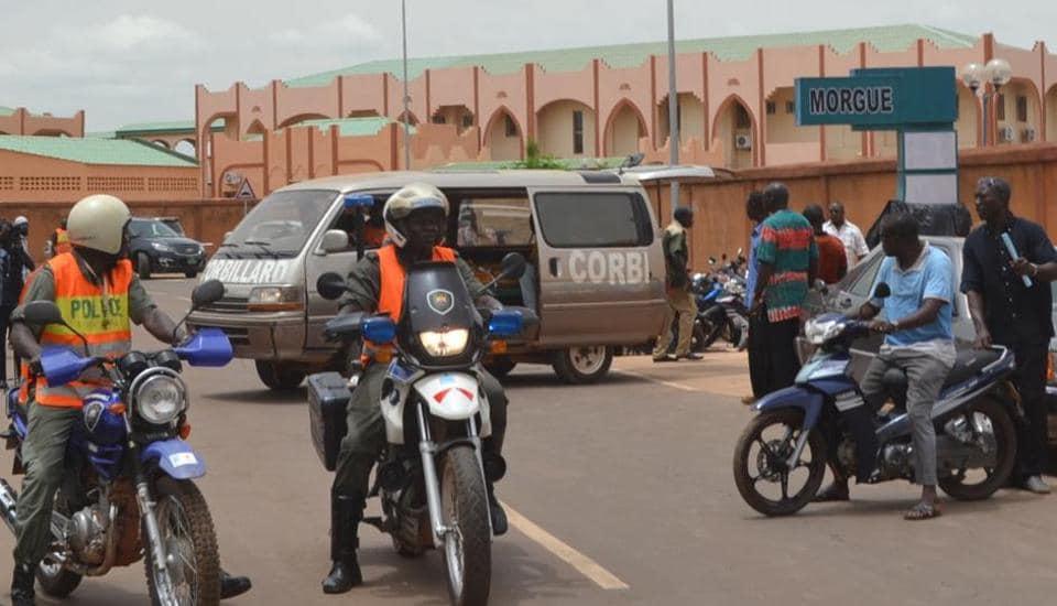 Burkina Faso,Burkina Faso restaurant attack,Al-Qaeda in the Islamic Maghreb