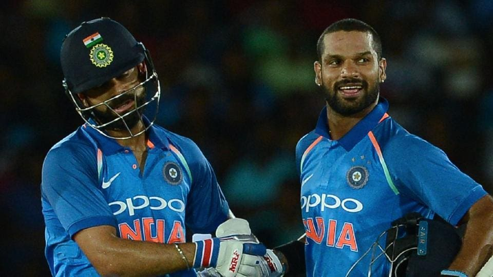 Shikhar Dhawan blasted a magnificent century while Virat Kohli slammed his 44th fifty to give India a crushing nine-wicket win over Sri Lanka in Dambulla. Catch highlights of India vs Sri Lanka here.