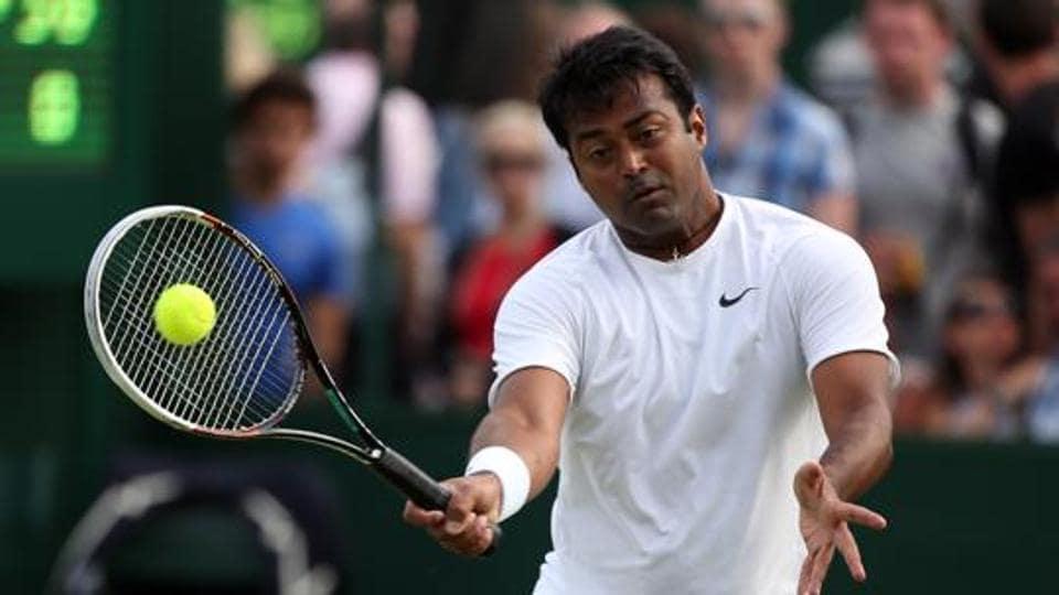 Leander Paes,Purav Raja,US Open