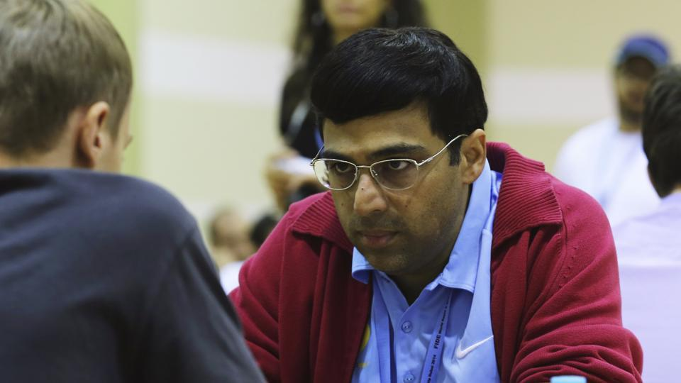 Viswanathan Anand,St Louis Rapid and Blitz,St Louis
