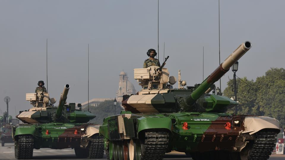 Indian Army,T-90 battle tanks,INVAR