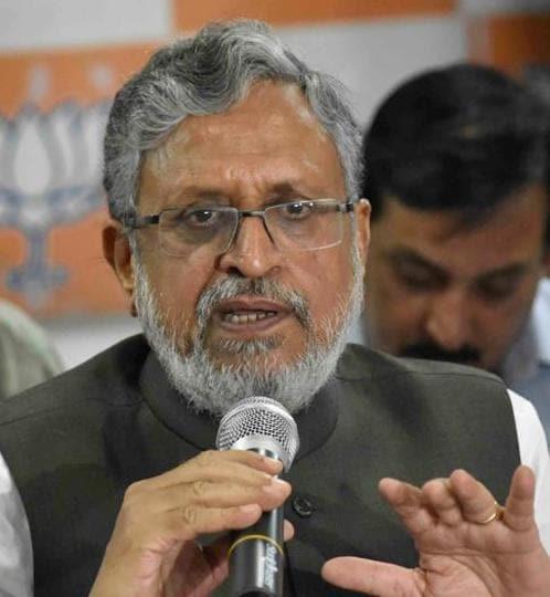 Sushil Modi,New expose,Lalu Prasad