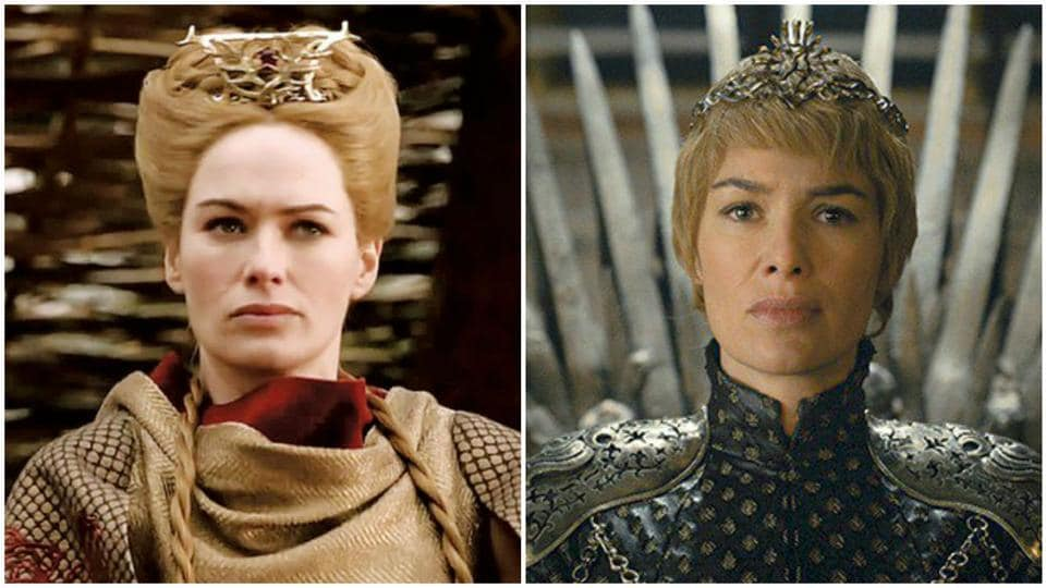 Cersei has come a long way from being vain and jealous to utterly consumed by her greed for power.