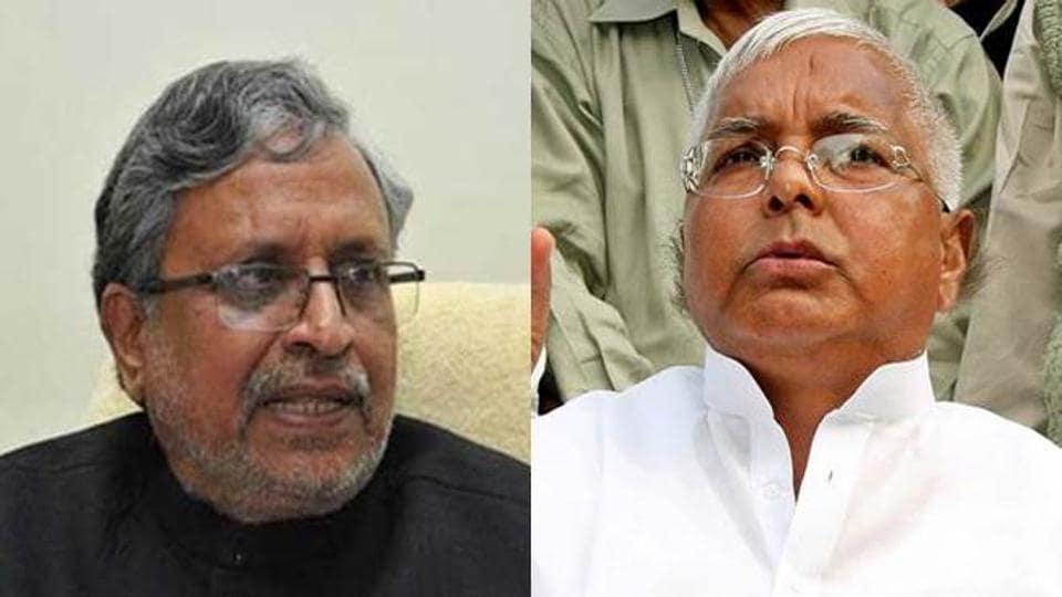 BPSC ex-chief,Ram Ashray Yadav,Sushil Modi charge
