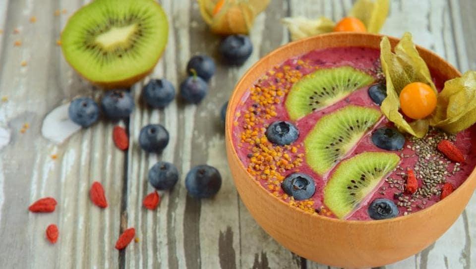 Acai berries are rich in vitamin C.