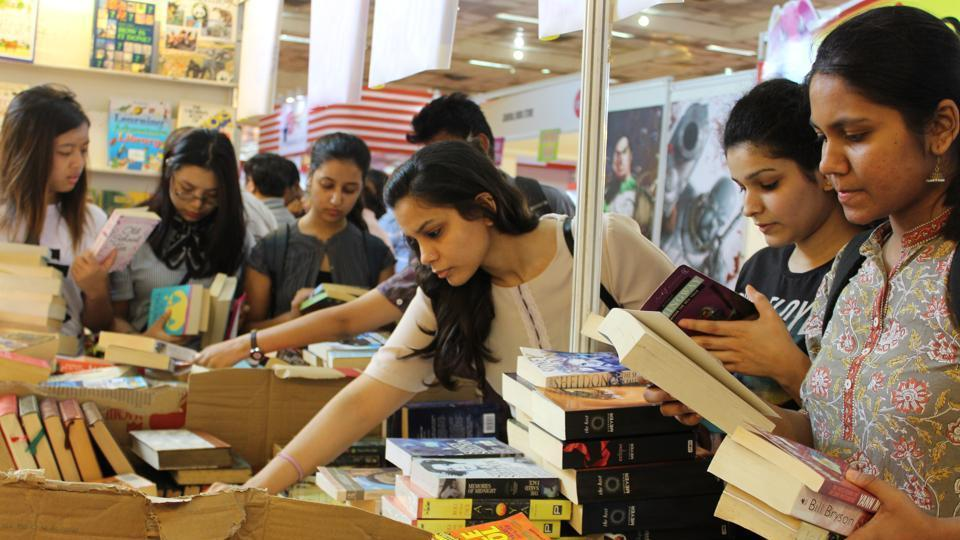 The Delhi Book Fair is organised by the India Trade Promotion Organisation (ITPO) in association with the Federation of Indian Publishers.