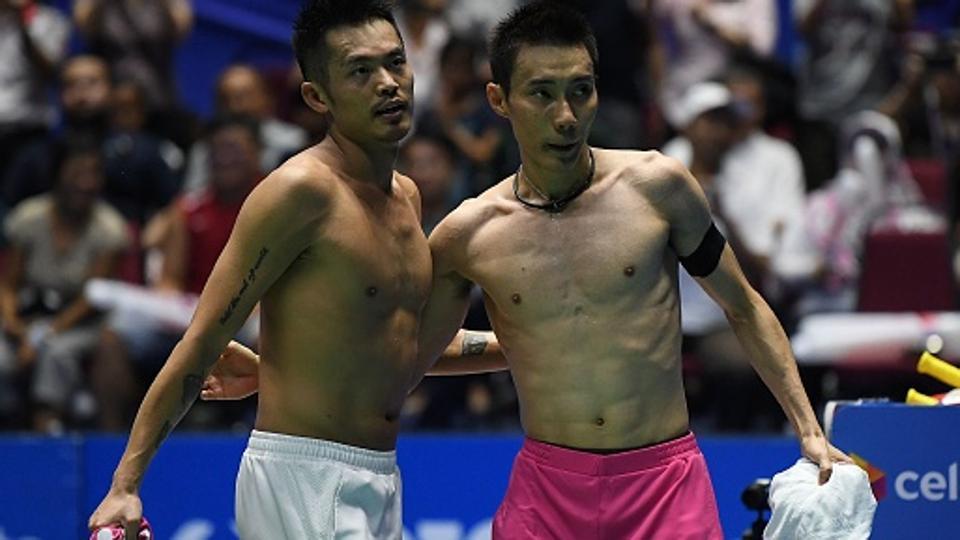 BWF World Championships,Lin Dan,Lee Chong Wei
