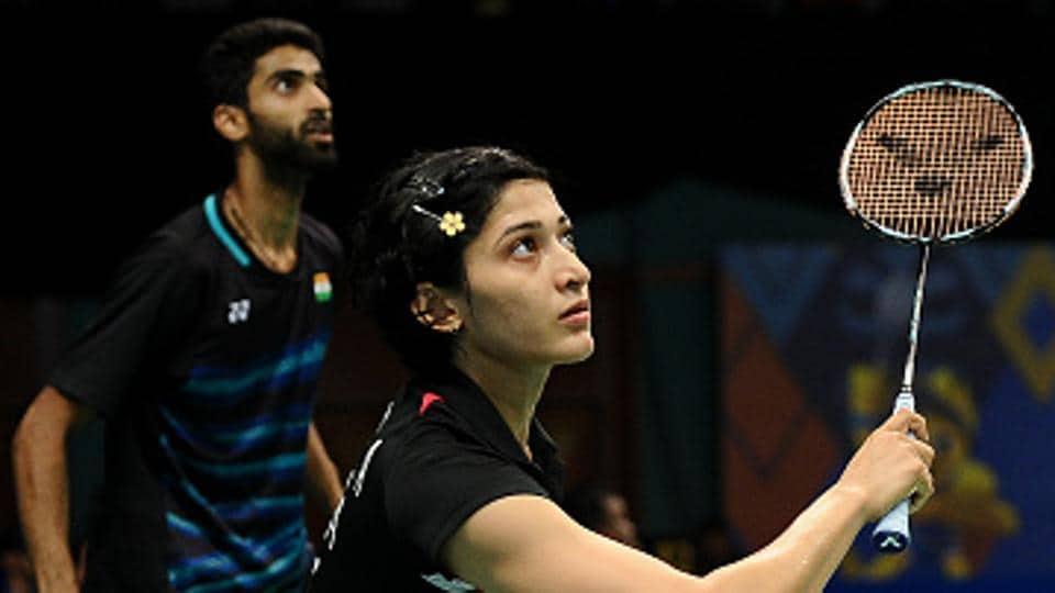 BWF World Badminton Championships,World Badminton Championships,Ashwini Ponnappa