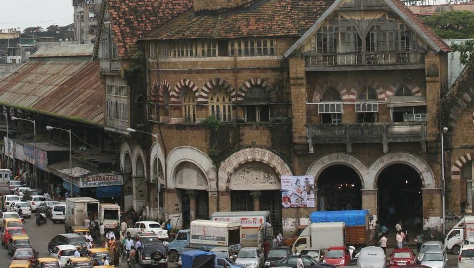 Mumbai civic body,Mumbai markets,Crawford Market