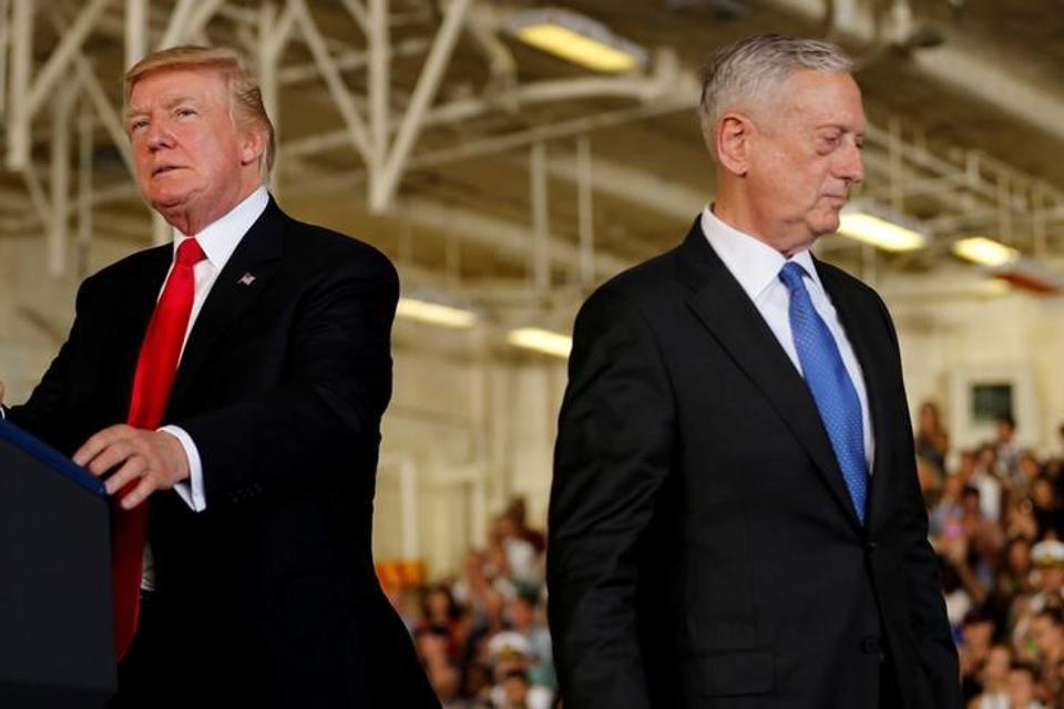 US President Donald Trump,Afghanistan policy,Haqqani Network