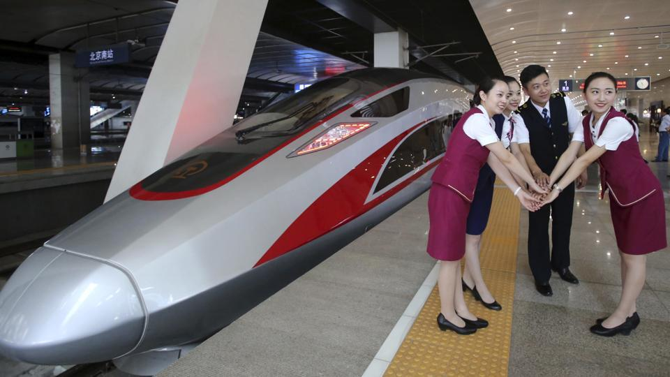 China,Bullet Trains,Fastest Bullet Trains