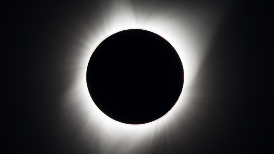 Solar eclipse,Solar eclipse in US,West Coast