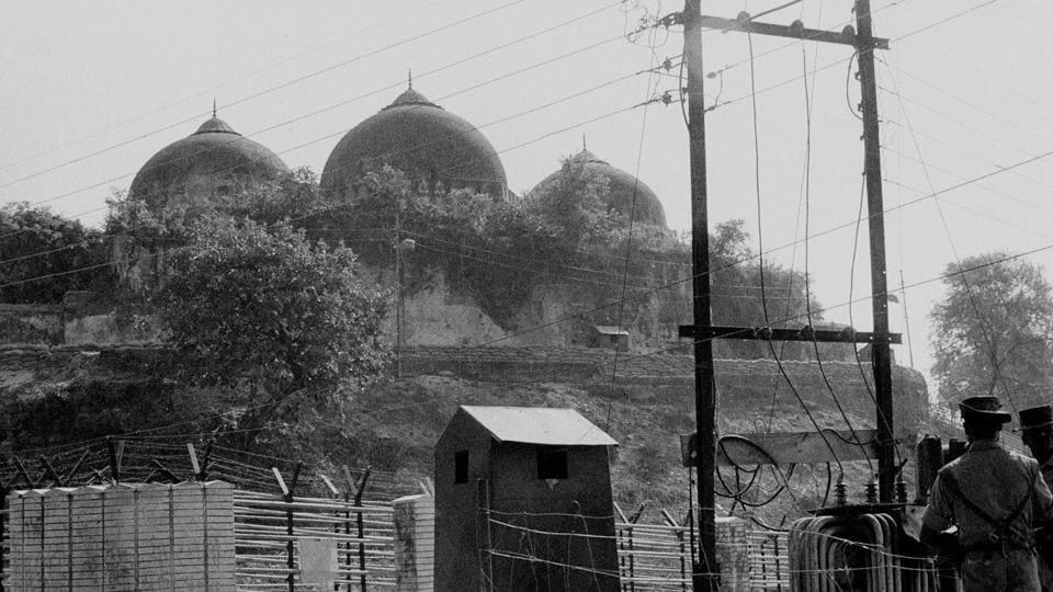 UP Shia Central Waqf Board,Shia Waqf board,Babri Masjid