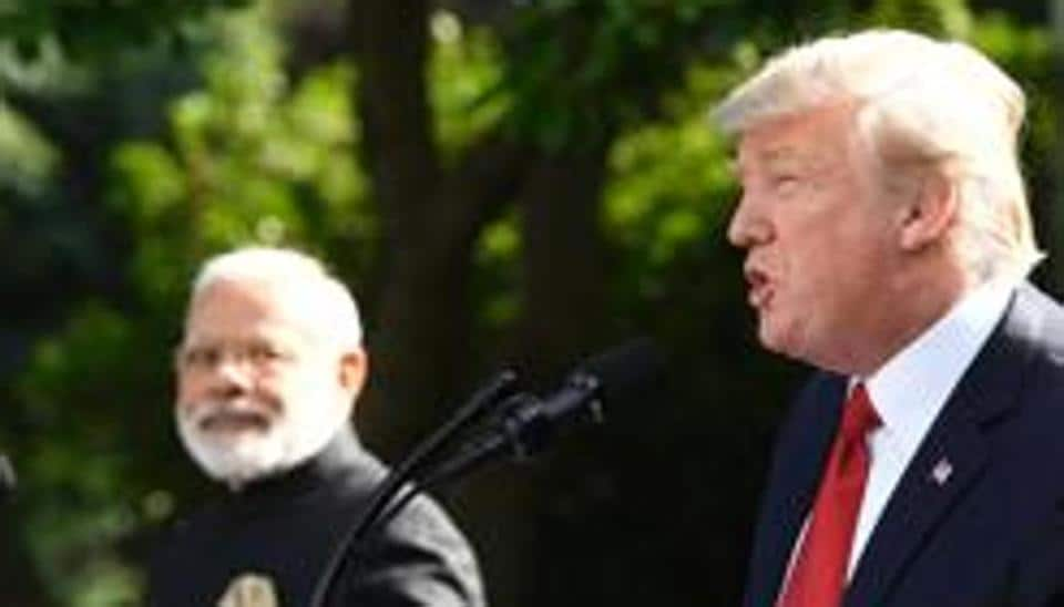Trump administration is creating new positions in the US defence department  to enhance military ties with India