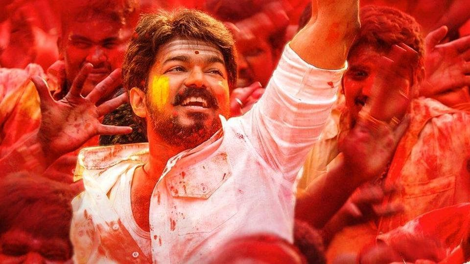 I admire Atlee s confidence and his ability to execute things: Vijay at Mersal audio launch ...