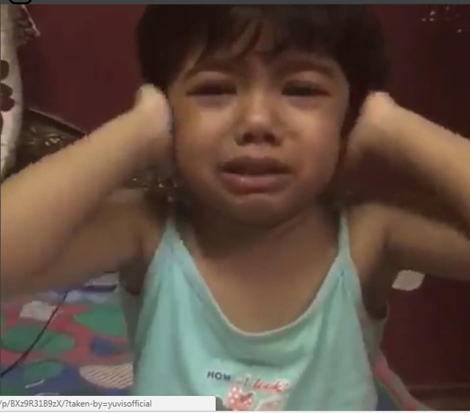 The video that saw a 3-year-old child being asked to learn numbers by her mother was condemned by celebrities and people alike on social media platforms.