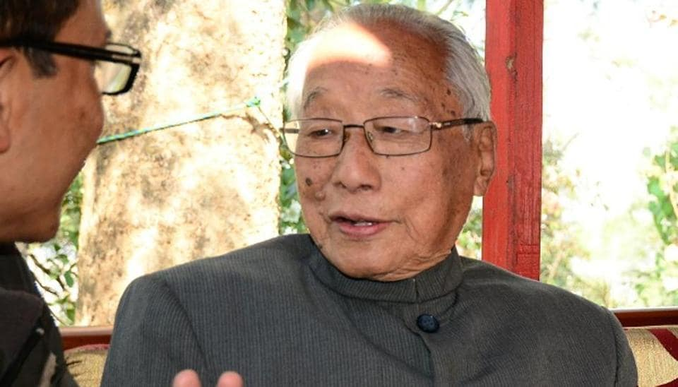 Rishang Keishing,Manipur,Manipur CM