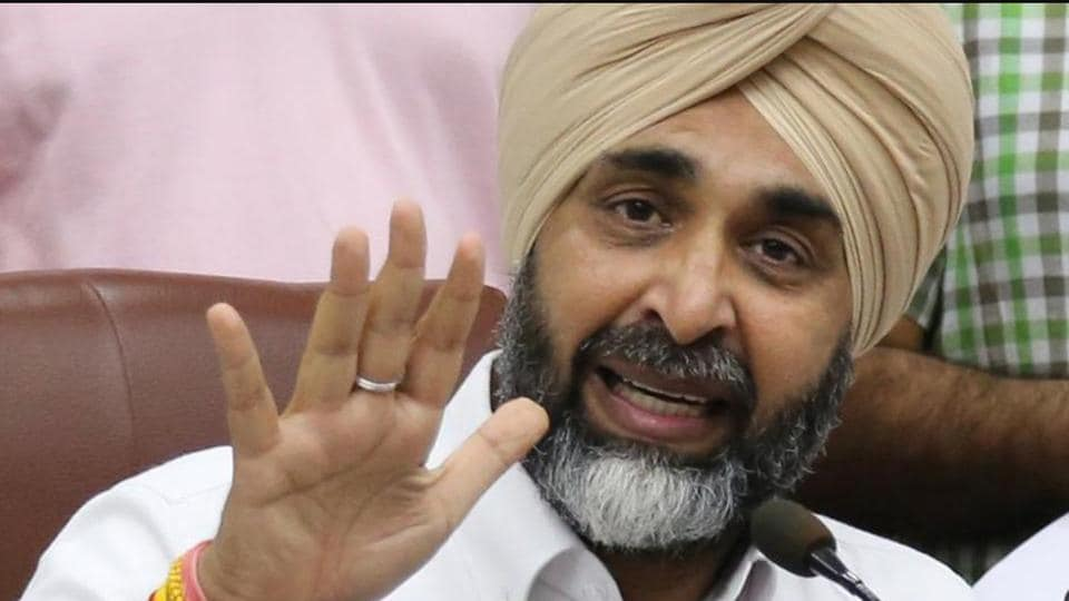 """Though state finance minister Manpreet Badal contends the Centre is """"sympathetic"""" towards Punjab's demand, he claims the government also has a """"Plan B"""" to raise the money"""