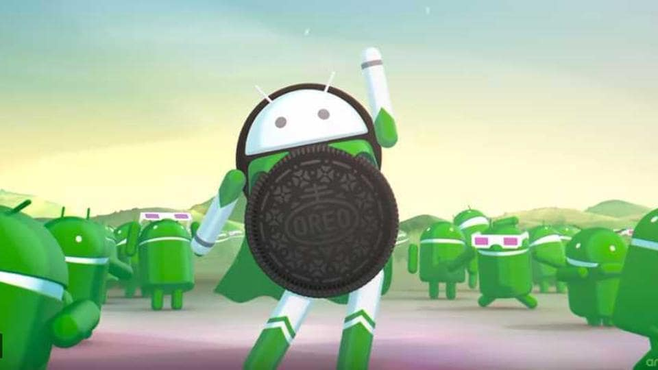 Meet Android 8.0 Oreo, which is 'smarter, faster, more powerful and sweeter than ever.'