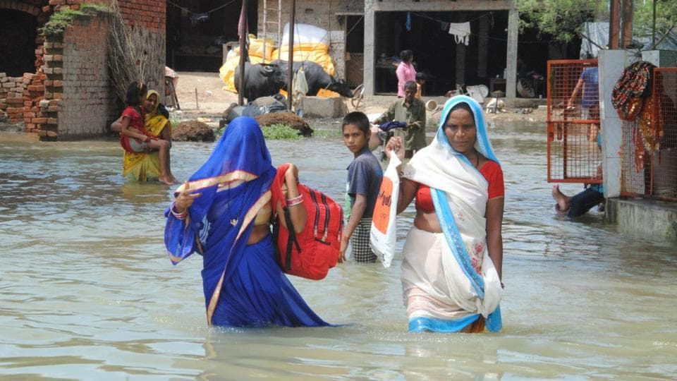 Floods,Gorakhpur,Deaths