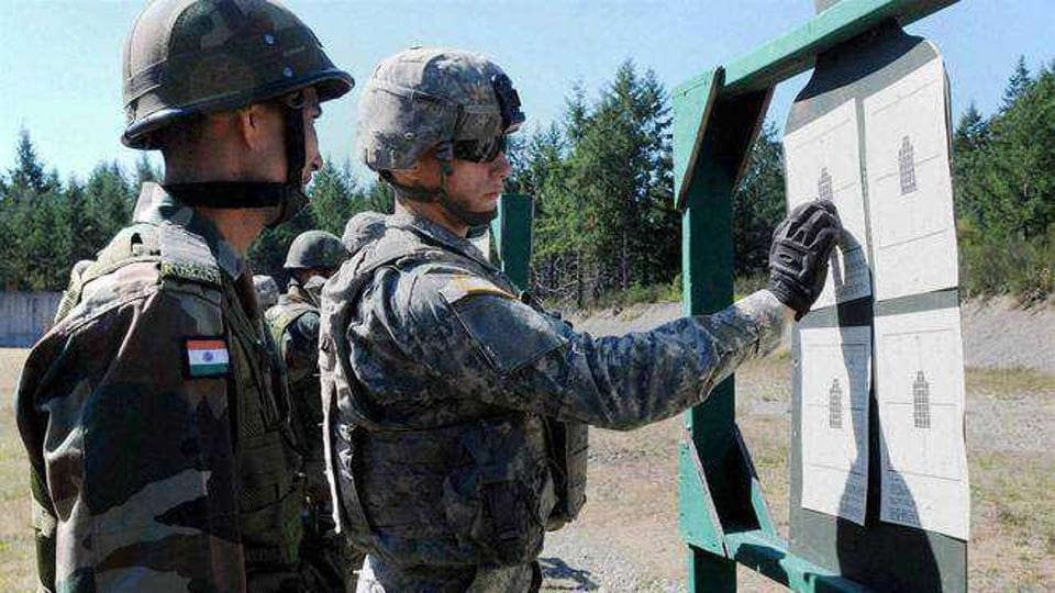 India-US joint army exercise on anti-terror operations to start ...