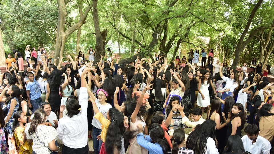 Fresh on Campus,Hindustan Times,Kamala Nehru College