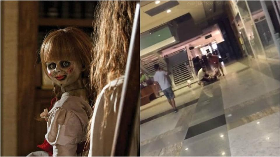 Annabelle,Annabelle Creation,Woman