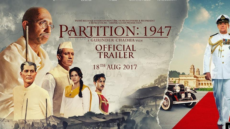 'Partition: 1947' banned in Pakistan
